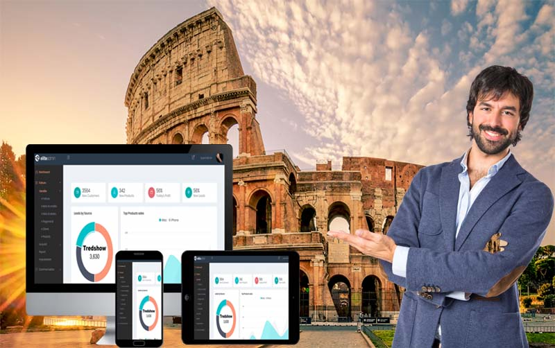 software gestionale Roma