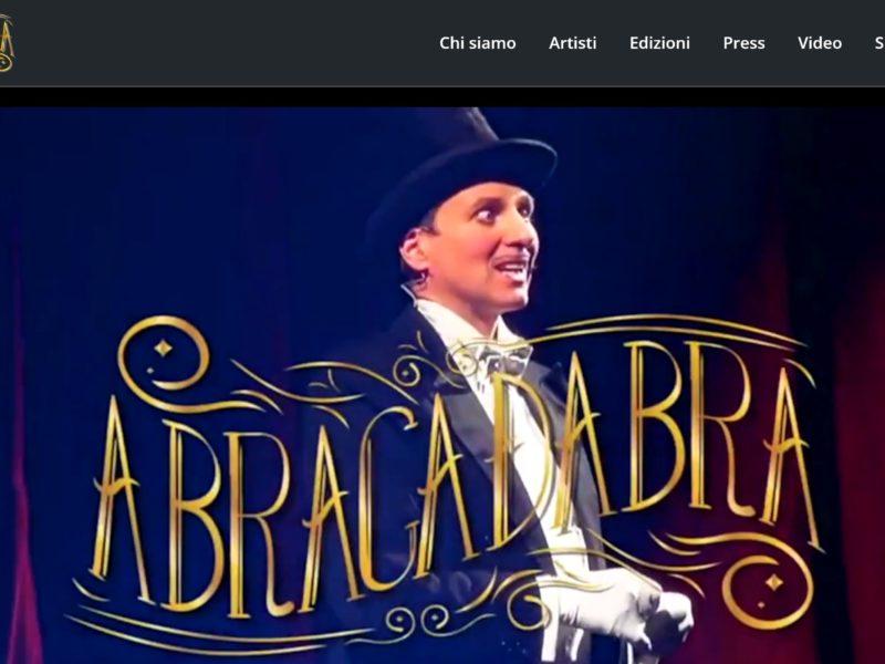 sito web magia