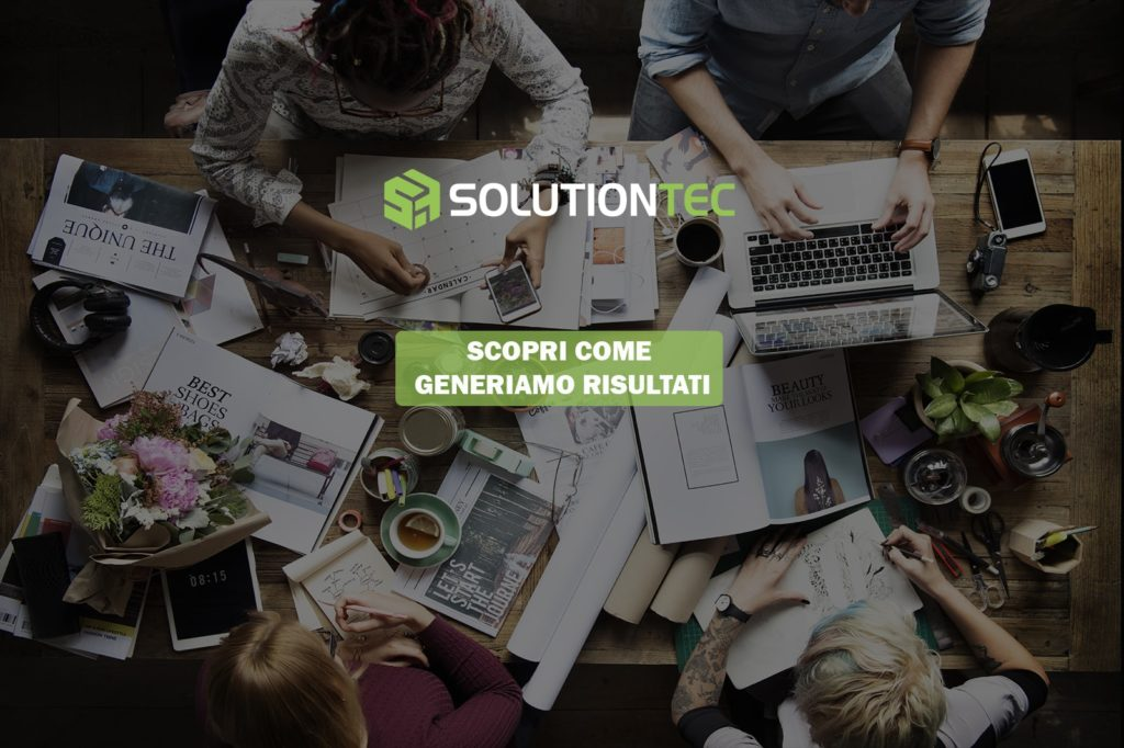 solutiontec realizzazione siti web e marketing con risultati